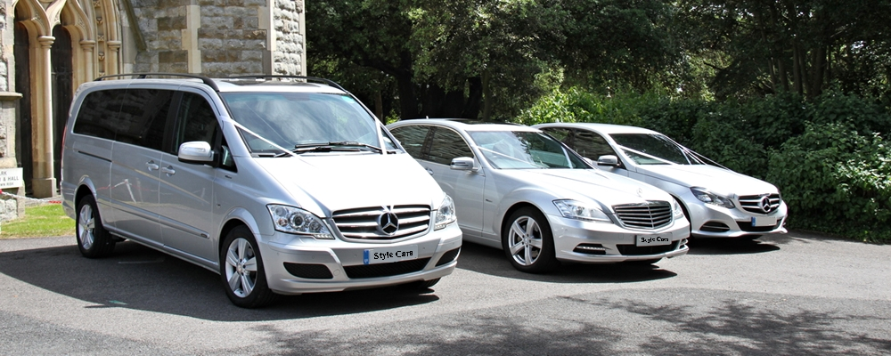 Wedding Cars Bishops Stortford