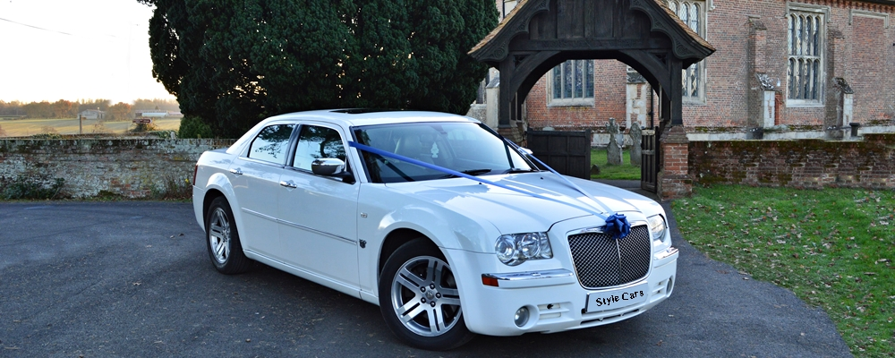 Wedding Cars Hertford