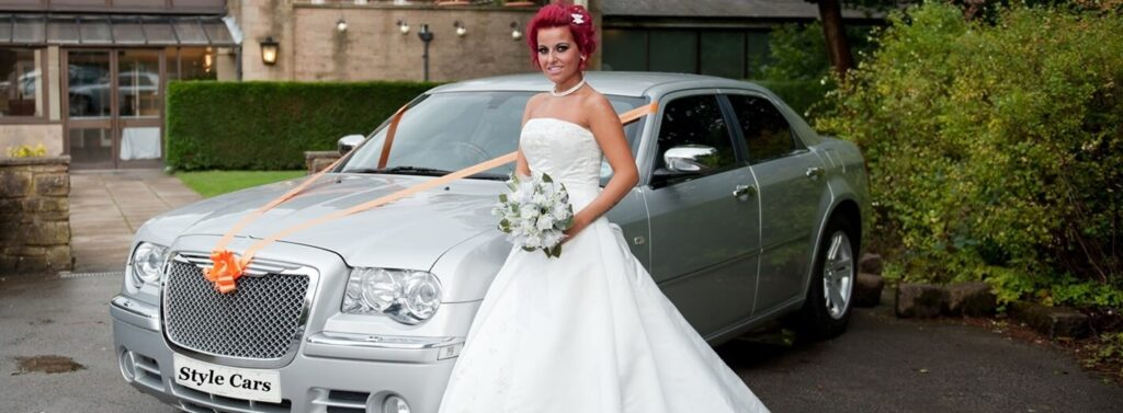 Bride-&-Wedding Car